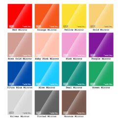 Collection of Mirror Swatches